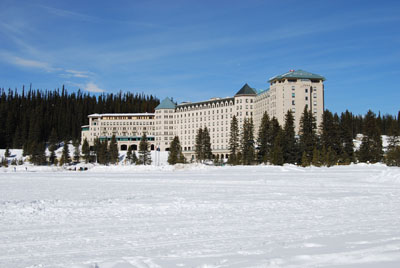 Luxury Winter Resort Getaway