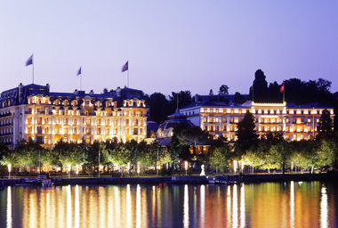 Best Luxury Hotels Switzerland