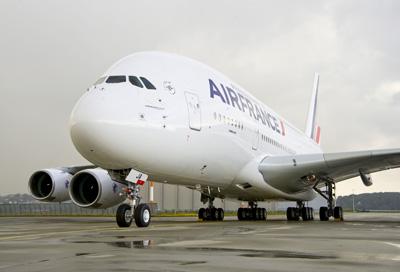 Air France's New A380