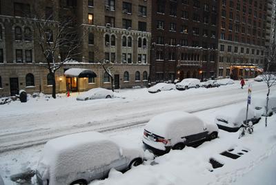 NYC Winter Blast