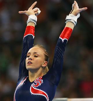 Team USA Helps Highlight Britain!