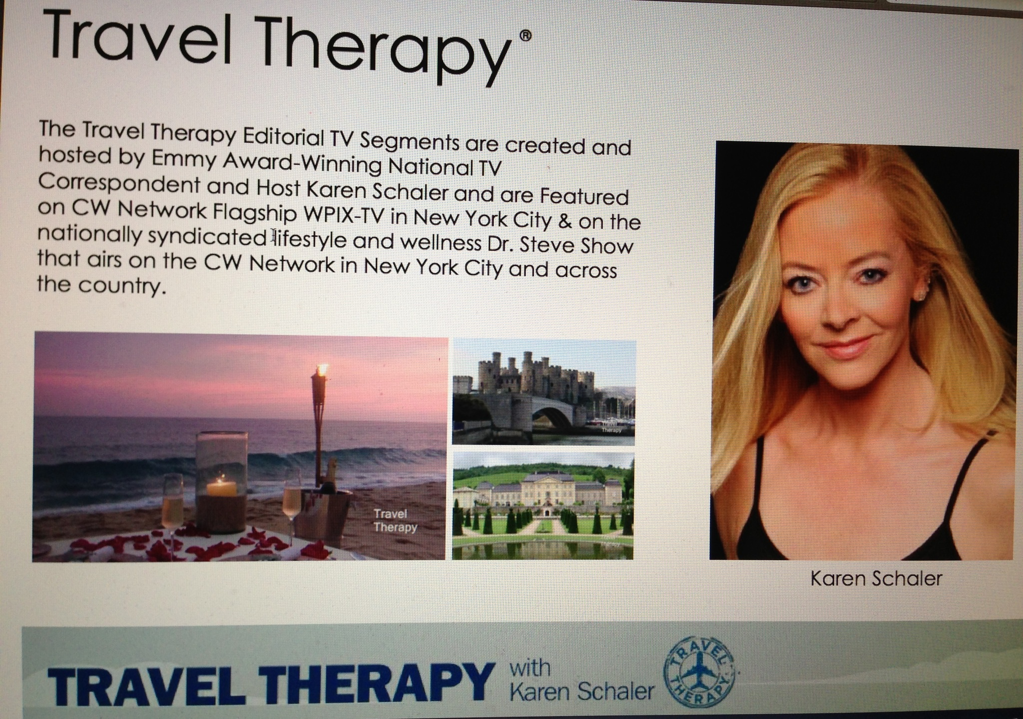 Travel Therapy Media Kit
