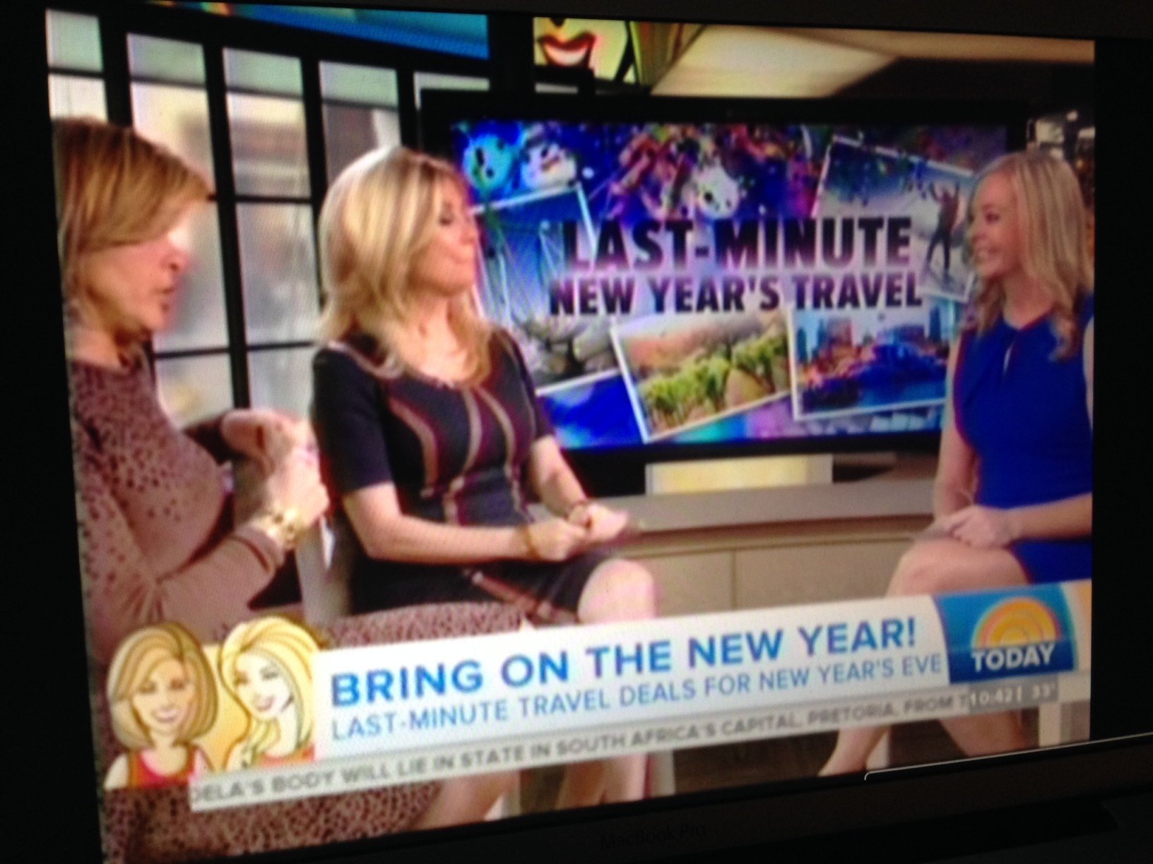 Karen Schaler Shares Best Hotel Deals on TODAY SHOW